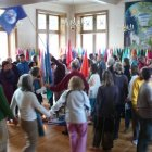 Peace ceremony, Findhorn