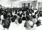 Opening ceremony at the Fuji sanctuary, 1980